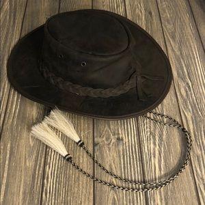 Barmah Hat | Foldaway Bronco